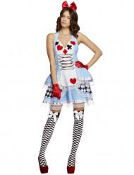Hjärter dam - Utklädnad för vuxna till temafesten