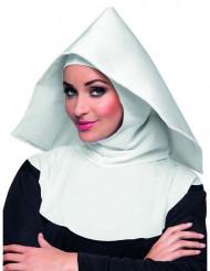 Vitt nunnedok vuxen