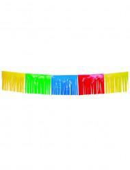 Girlang med färgglada fransar 10 m