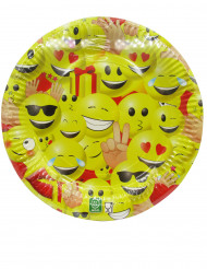 10 tallrikar från Imoji™ 23 cm