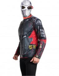 MaskeraddräktT-shirtoch huva vuxen Deadshot - Suicide Squad ™