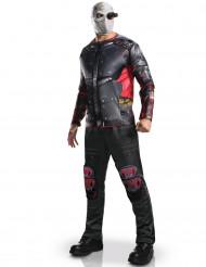 Lyxig Deadshot Suicide Squad™ - utklädnad vuxen