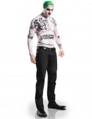 Kostym och smink för vuxna Joker - Suicide Squad™