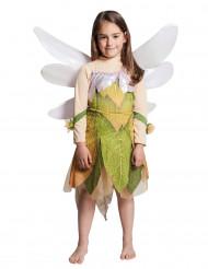 Tingeling™ med vacker kjol av blad - Maskeradkläder för barn