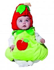 Äppeldräkt bebis