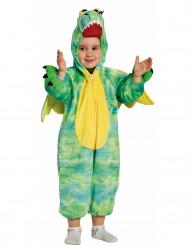 Grön drakdräkt