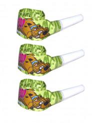 4 blåsormar från Scooby Doo™