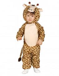 Giraffmaskeraddräkt Spädbarn