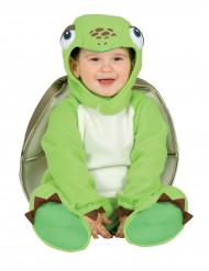 Liten Sköldpadda Maskeraddräkt Spädbarn