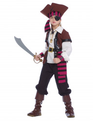De Sju Havens plåga - Piratdräkt för barn