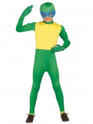 Ninja sköldpadda Maskeraddräkt Barn