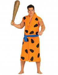 Orange grottmänniska - utklädnad vuxen