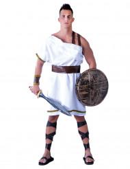 Vit Sparta - utklädnad vuxen