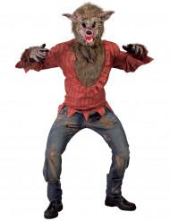 Stora stygga vargen - utklädnad vuxen
