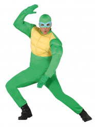 Maskerad sköldpadda - utklädnad vuxen