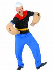 Muskulös sjöman - Maskeraddräkt för vuxna