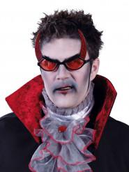 Demonglasögon - Maskeradtillbehör till Halloween