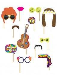 Hippiekit i 12 delar till Photobooth