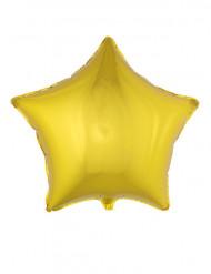 Stor stjärna - Aluminiumballong 70 cm