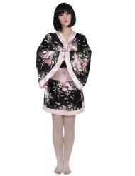 Vacker kimono - Maskeraddräkt för vuxna