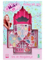 Sminkkit för barn - Prinsesslott