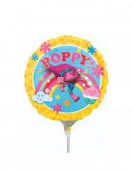 Poppy™ - Aluminiumballong från Trolls™ 23 cm