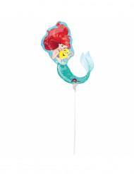 Liten aluminum ballong Ariel™ 30 cm