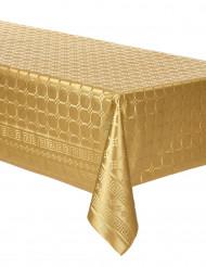 Guldig bordsduk 6 m