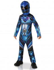 Blå Power Rangers™-dräkt för barn