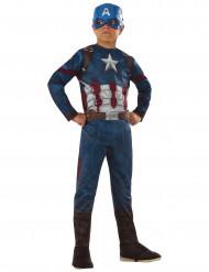 Captain America™ dräkt för Barn