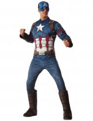 Kostym de luxe captain America™ Civil War vuxna - Avengers™