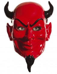 Djävul från Scream Queens™ - Halloweenmask för vuxna