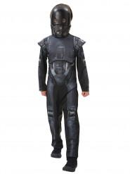 Klassisk K-2SO Star Wars™ Maskeraddräkt Barn