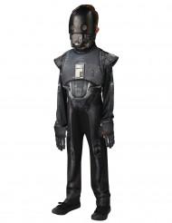 Lyxig K-2SO Star Wars™ Maskeraddräkt Barn