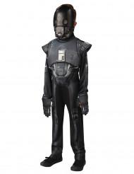 Lyxig K-2SO Star Wars™ Maskeraddräkt Ungdom