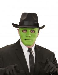 Anonym grön mask vuxen