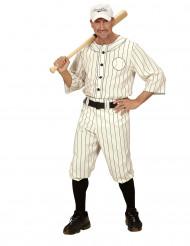 Kostym för baseballspelare herrar