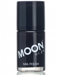 Svart UV-nagellack från Moon glow® - UV-party