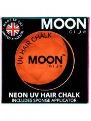 Orange UV-färgkräm för hårfläta från Moonglow© 3,5 g