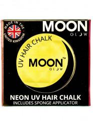 Gul UV-färgkräm för hårslinga - Moonglow© 3,5 g