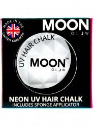 Vit UV-färgkräm för hårslinga Moonglow© 3,5 g