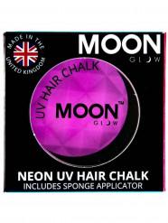 Violett UV-färg för hårslinga Moonglow© 3,5 g