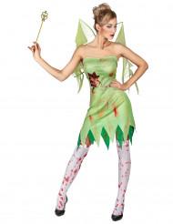 Kostym för grön blodig fe dm
