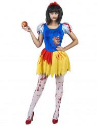 Förgiftad och blodig sagoprinsessa - Halloweenkläder för vuxna