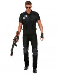 Cool SWAT-dräkt för vuxna