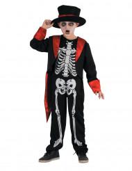 Dia de los Muertos frack - Halloweendräkt för barn