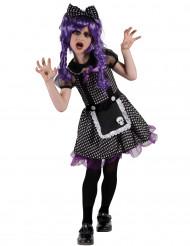 Gotisk docka - Maskeraddräkt för barn