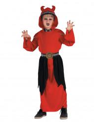 Demonisk Halloweendräkt för barn