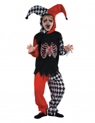 Blodig joker - Halloweendräkt för barn