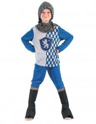 Den blåe riddaren - Maskeraddräkt för barn